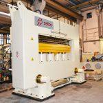 Сшивная машина для линии отжига 2500 х 5 мм