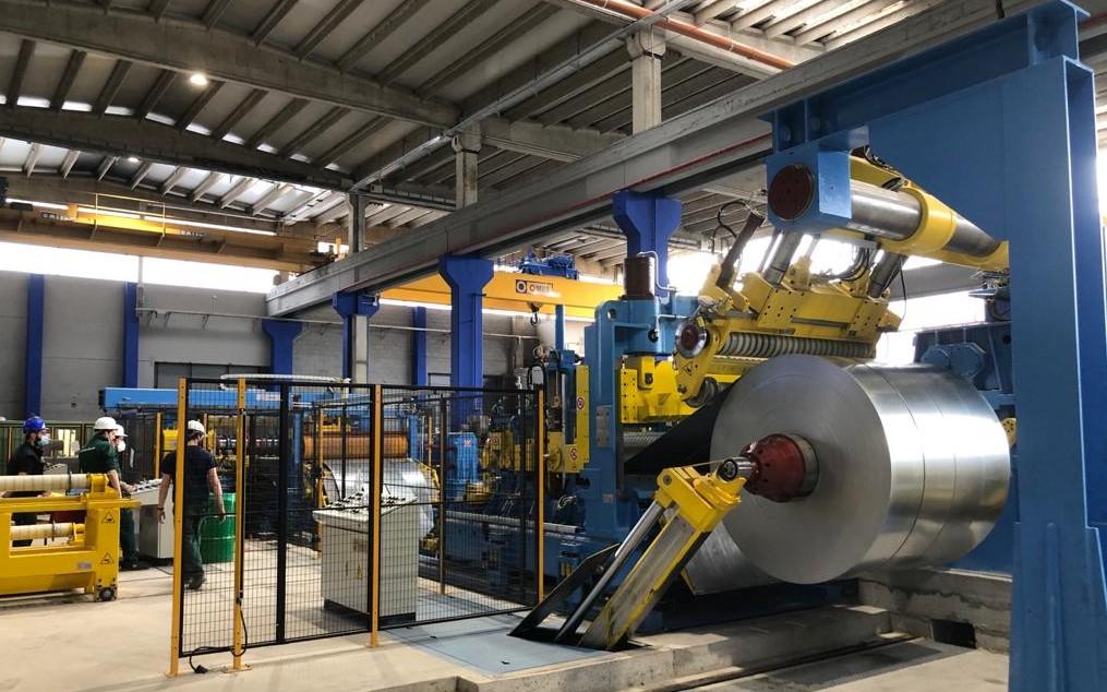 Carbon Steel 1,850x8 mm