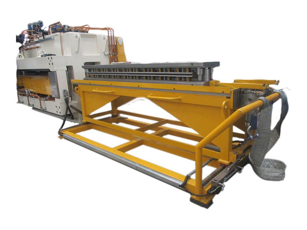 Сшивная машина с автоматической заменой штамп